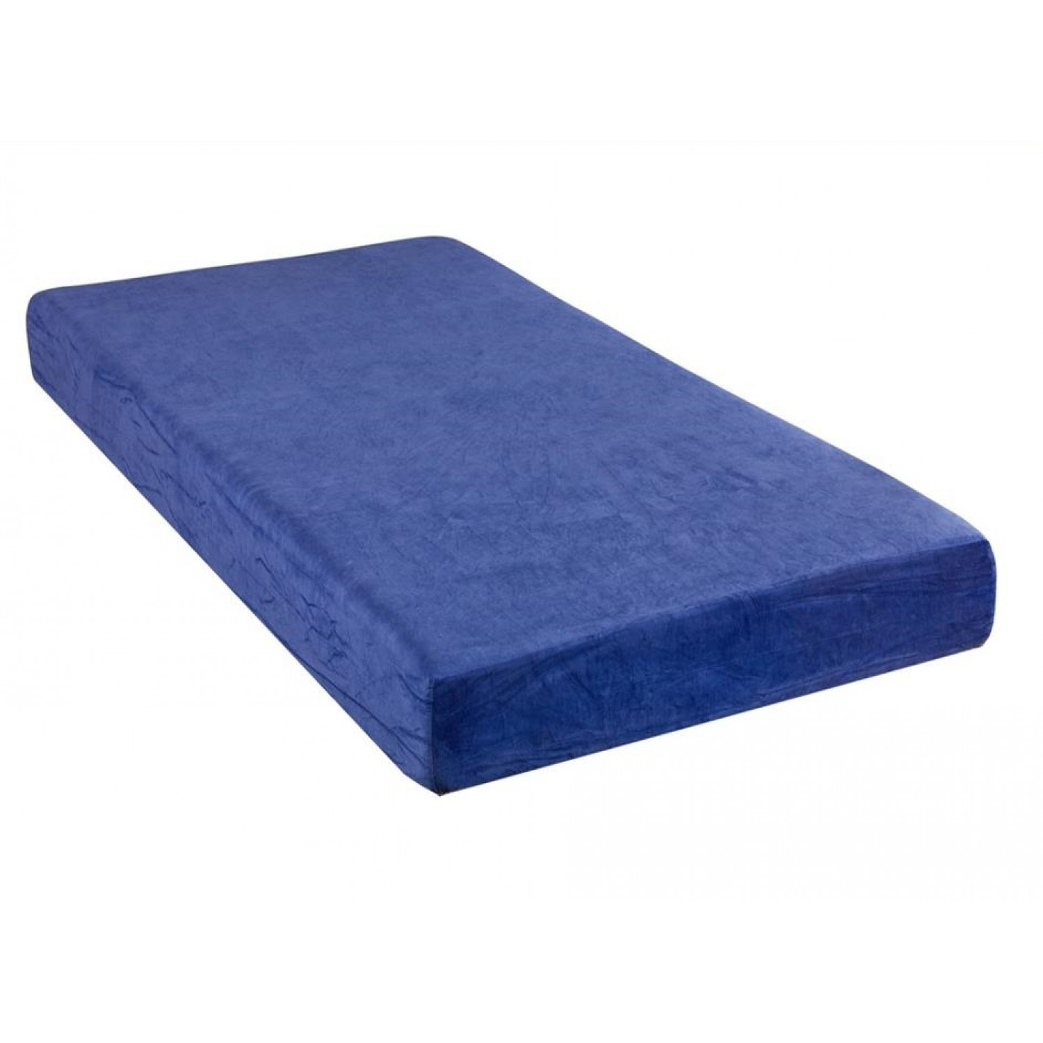 Kids Blue 10cm Reflex Memory Foam (Bunk OR Bed) Mattress