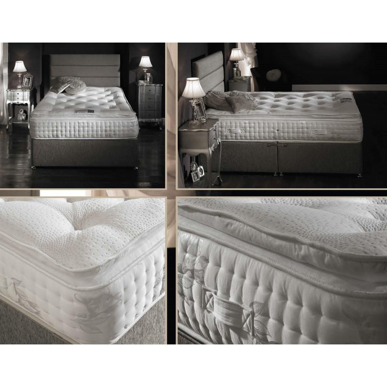 .Hyder Beds Elegance 1000 Pocket Pillow Topped Divan Set
